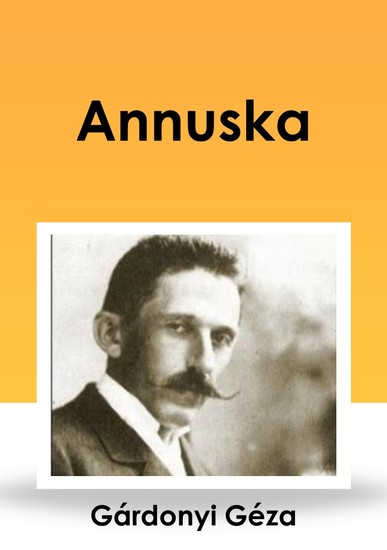 Annuska - cover