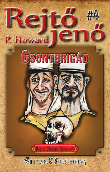 Csontbrigád - cover