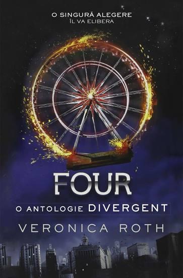 Four - O antologie Divergent - cover