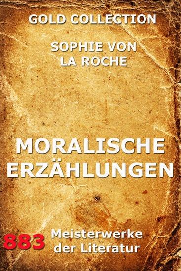 Moralische Erzählungen - Erweiterte Ausgabe - cover