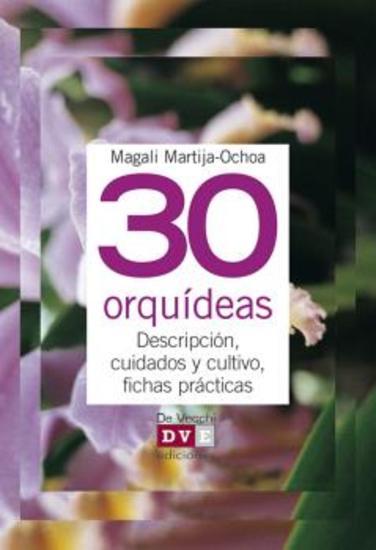 30 orquídeas - cover
