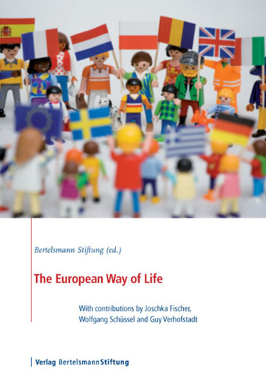 The European Way of Life - cover