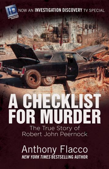 A Checklist for Murder - The True Story of Robert John Peernock - cover