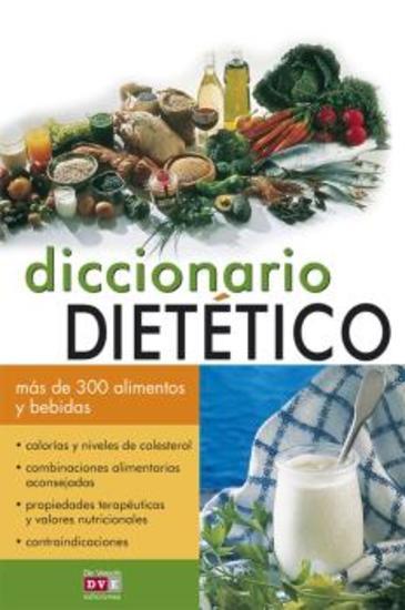 Diccionario dietético - cover