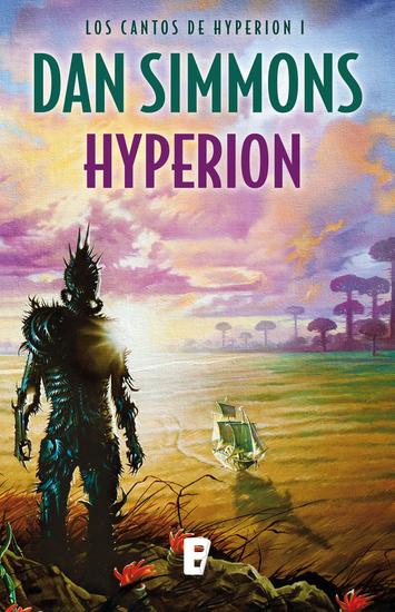 Hyperion (Los cantos de Hyperion I) - cover