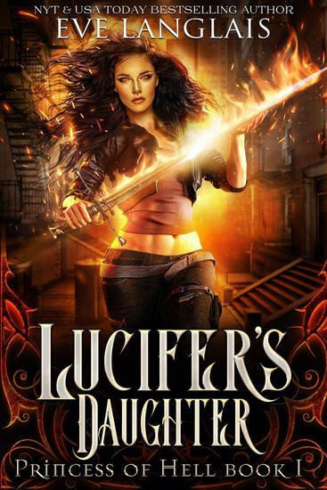 Lucifer's Daughter - Princess of Hell #1 - cover