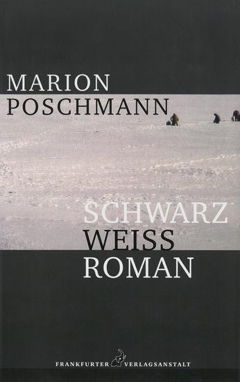 Schwarzweißroman - cover