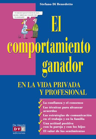 El comportamiento ganador en la vida privada y profesional - cover