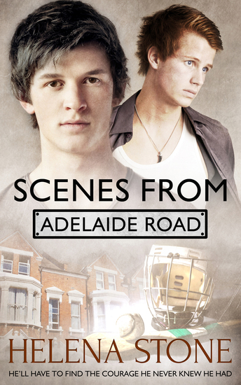 Scenes from Adelaide Road - cover