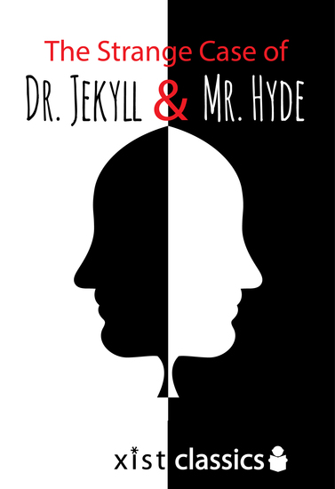 The Strange Case of Dr Jekyll and Mr Hyde - cover