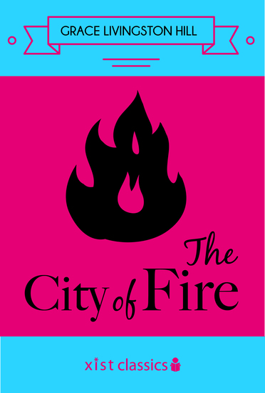 The City of Fire - cover