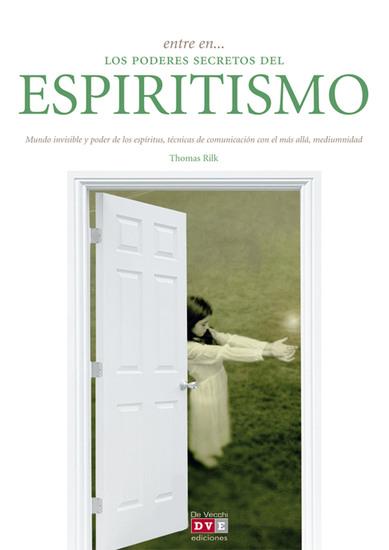 Entre en… los poderes del espiritismo - cover
