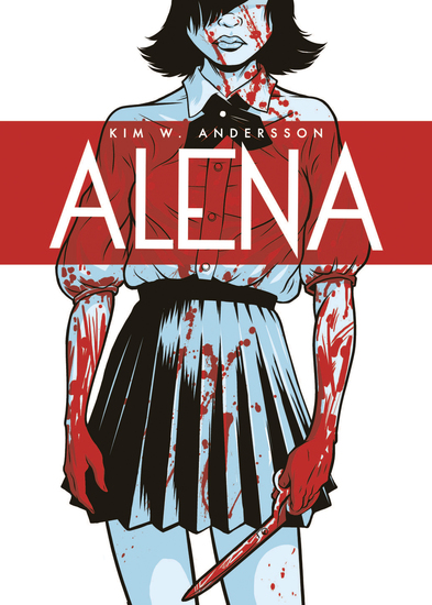 Alena (Fixed Layout) - cover