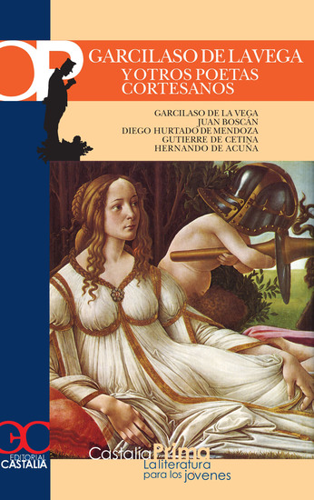 Garcilaso de la Vega y otros poetas cortesanos - cover