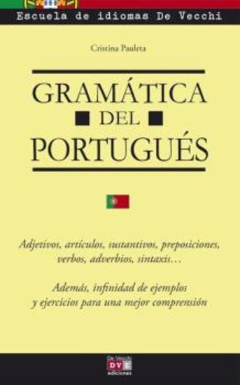 Gramática del portugués - cover