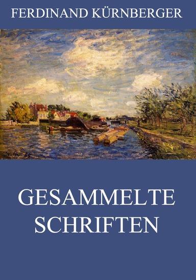 Gesammelte Schriften - Erweiterte Ausgabe - cover