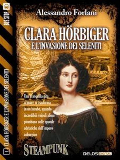 Clara Hörbiger e l'invasione dei Seleniti - Clara Hörbiger 1 - cover