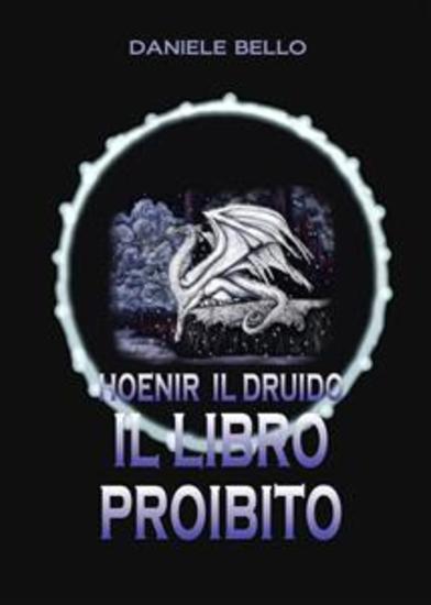 Honeir Il druido - Il libro proibito - cover