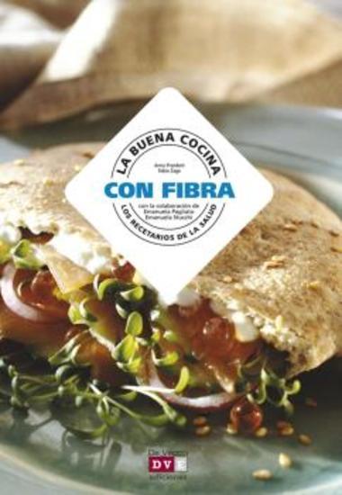 La buena cocina con fibra - cover