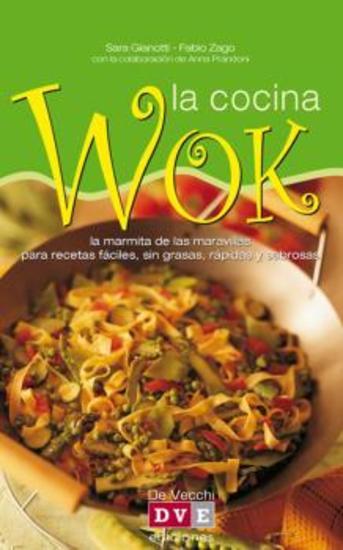 La cocina wok - cover
