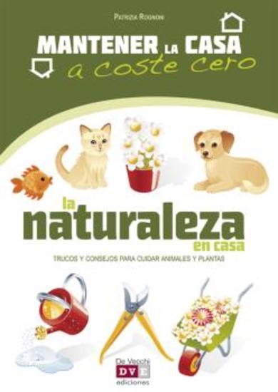 La naturaleza en casa - cover