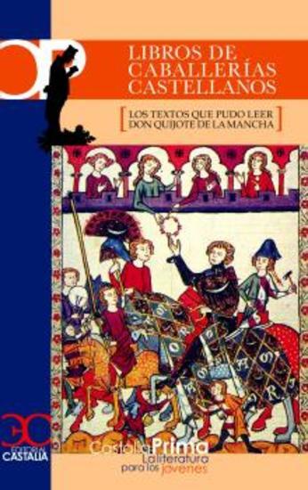 Libros de caballerías castellanos - cover