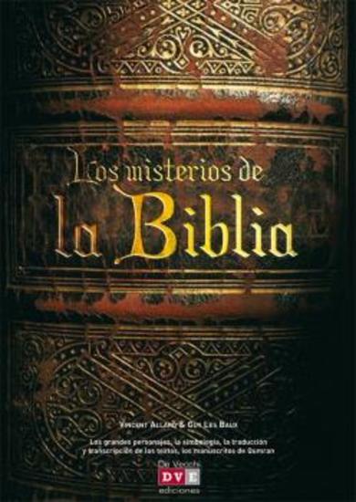 Los misterios de la Biblia - cover