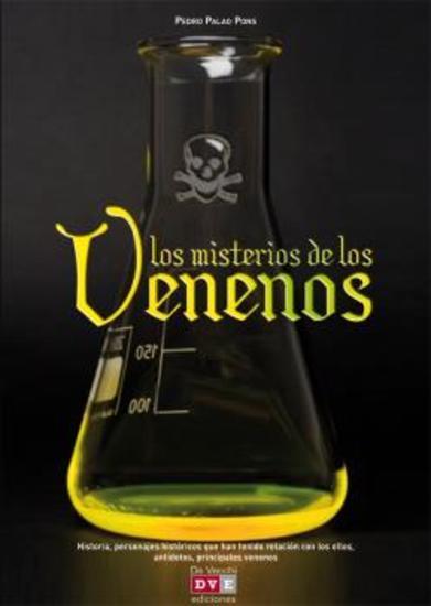 Los misterios de los venenos - cover