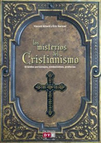 Los misterios del cristianismo - cover
