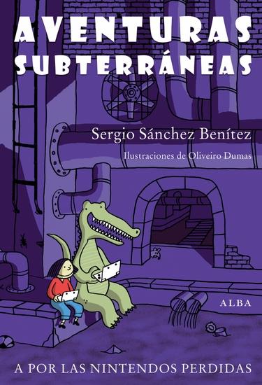 Aventuras subterráneas - cover