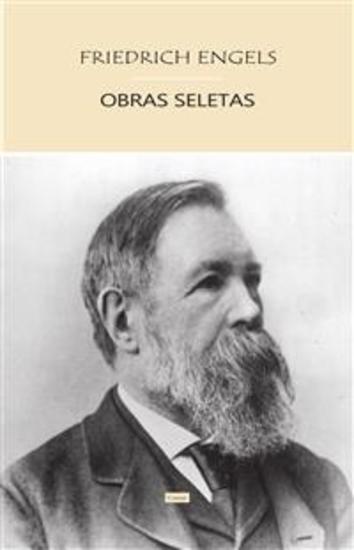 Obras de Friedrich Engels - cover