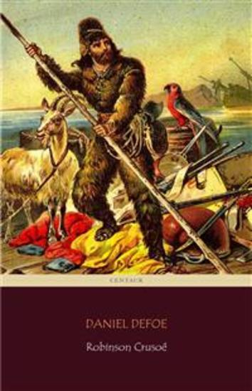Robinson Crusoé - cover
