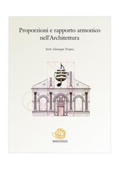 Proporzioni e rapporto armonico nell'Architettura - cover