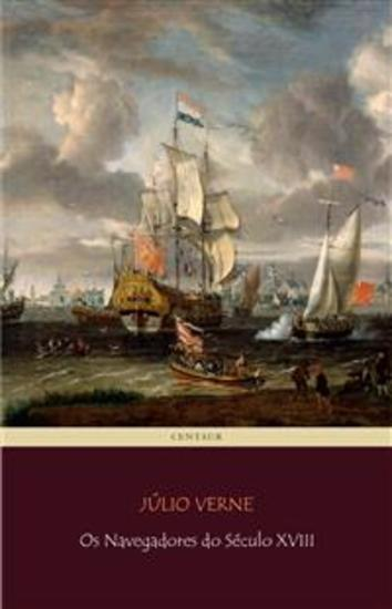 Os Navegadores do Século XVIII - cover