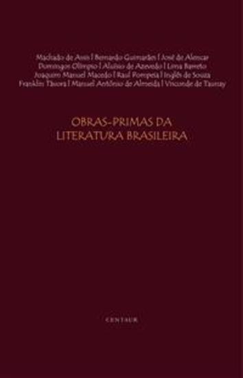 Obras-Primas da Literatura Brasileira - cover