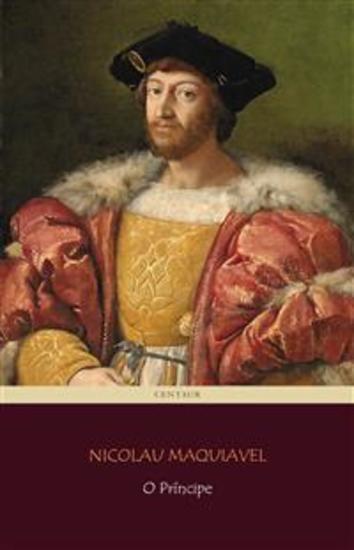 O Príncipe - cover