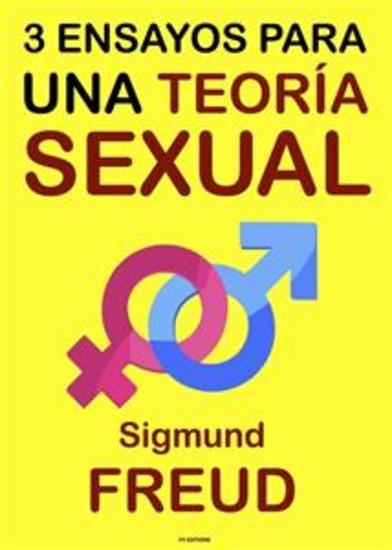 Tres Ensayos para una Teoría Sexual - cover