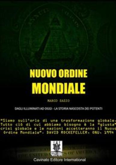 Nuovo Ordine Mondiale - cover