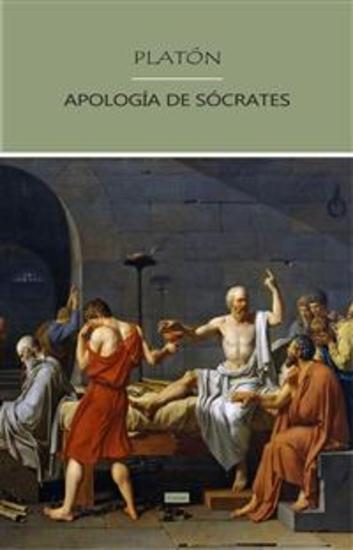 Apología de Sócrates - cover