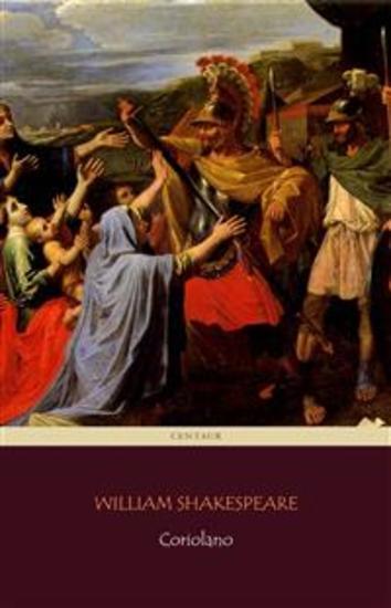 Coriolano - cover