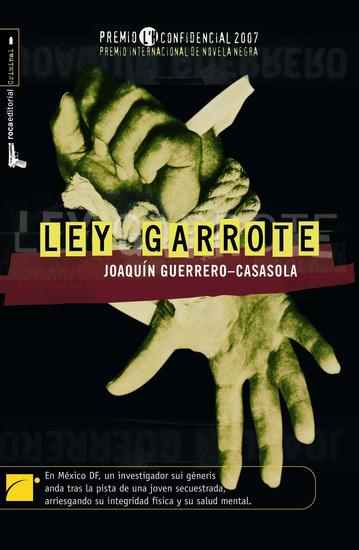 Ley Garrote - cover
