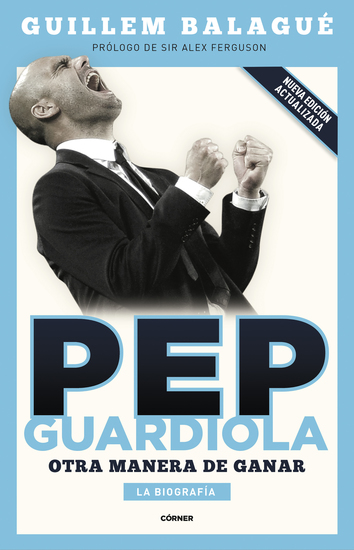Pep Guardiola - cover