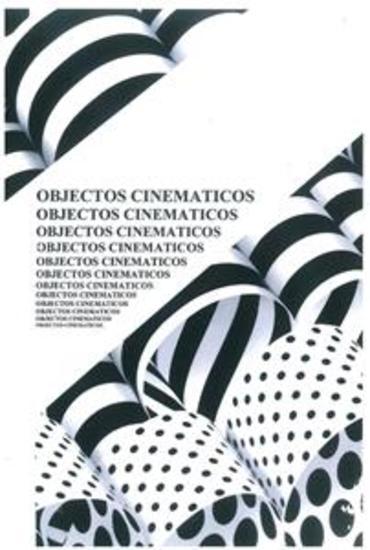 Objectos Cinematicos - cover