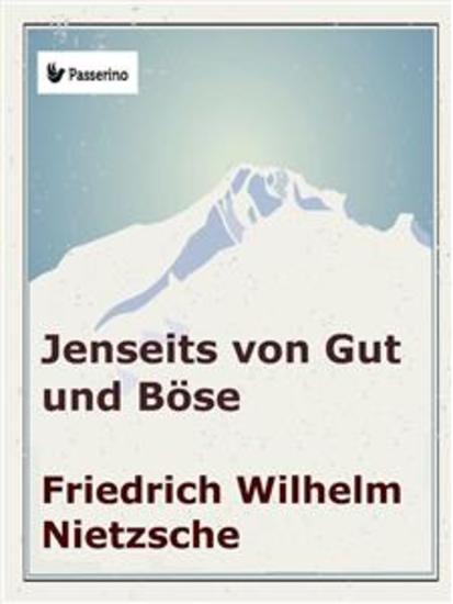 Jenseits von Gut und Böse - cover