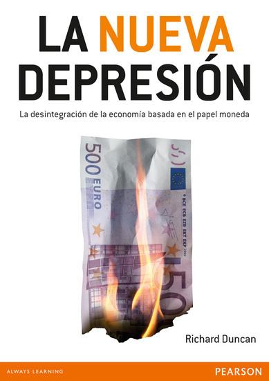 La nueva depresión - cover