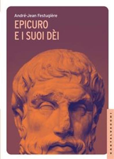 Epicuro e i suoi dèi - cover