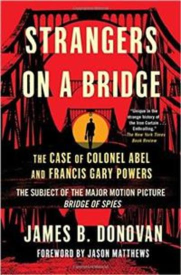 Strangers on a Bridge - cover