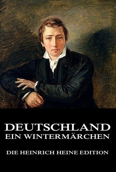 Deutschland - Ein Wintermärchen - Erweiterte Ausgabe - cover