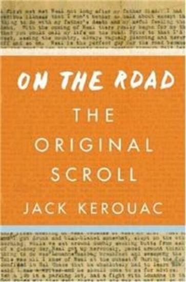 On the Road: the Original Scroll - cover