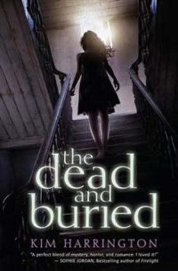 The Dead and Buried - cover